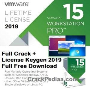 VMWare Workstation Pro 15.0.3 Full Crack + License Keygen Free Download Full Version Mac & Windows