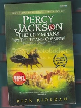 The Titan's Curse (Reread) Review