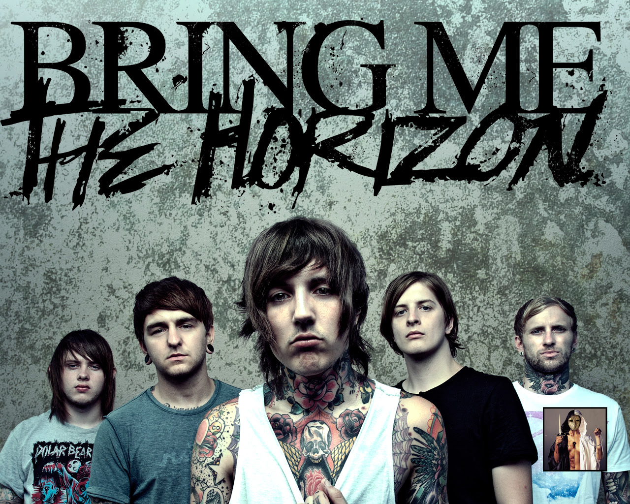 Bring Me The Horizon Wallpaper 1280x1024 80433