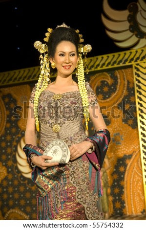 Stock Images similar to ID 55754455  jakarta june 19 fashion show