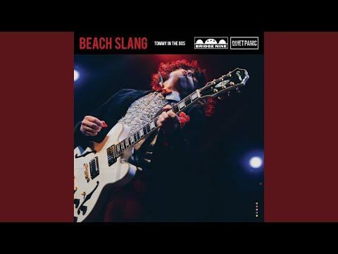 "Beach Slang New Song ""Tommy In The 80s"""