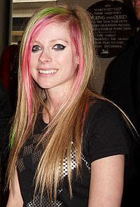 5bd7f78f87d5 new artists teenagers  Avril Lavigne