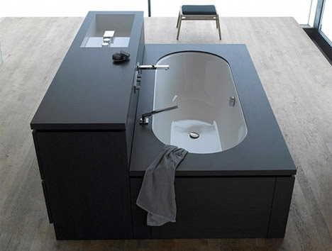 Small Space Design: 15 Fold-Up, All-In-One Bathrooms | 3 | Urbanist