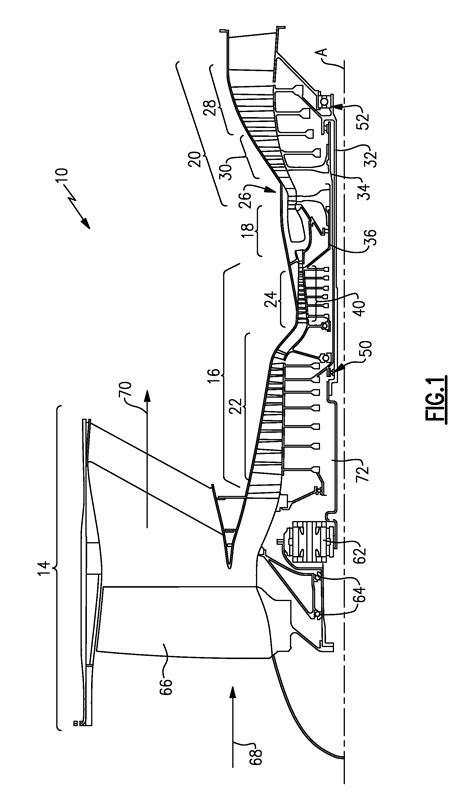 Patent US20130025258 - Geared turbofan bearing arrangement