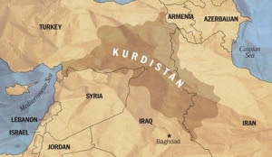 daniel pipes kurdistan
