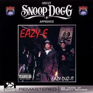 Eazy-E – Eazy-Duz-It (U.S.D.A. Remastered)