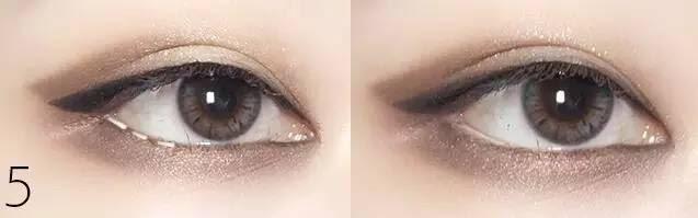 Hướng dẫn chi tiết từng bước một với 4 kiểu eyeline thanh mảnh sắc nét dành cho nàng mới tập tành kẻ mắt - Ảnh 21.