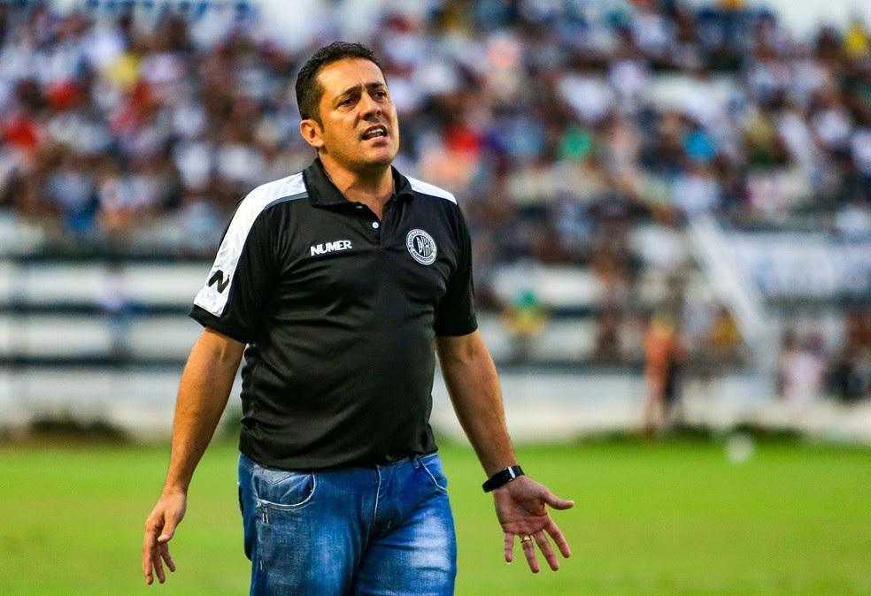 Maurílio disse que trabalho desta semana foi enfatizado no aspecto emocional (Foto: Ailton Cruz/Gazeta de Alagoas)