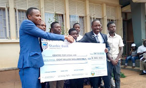 Mak students raise Shs 8m for suspended colleagues