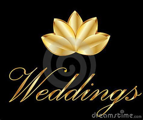 Wedding Card Logo Royalty Free Stock Image   Image: 21623796