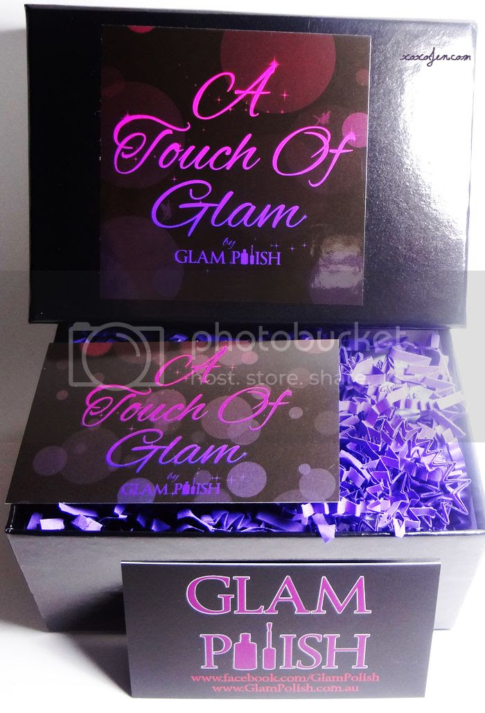 xoxoJen's photo of Glam Polish Holo Gift Box