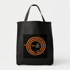 Come On In Trick or Treat Canvas Bag bag