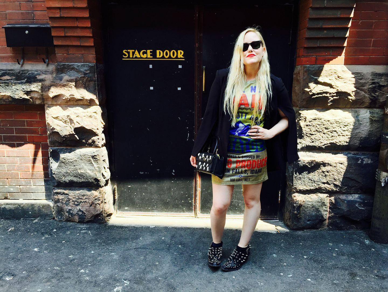 photo cailli beckerman-beckermanblog-jeremyscott potato sack dress- comme des garcons purse-coach bag-toronto-1_zpsfq6hkwjf.jpg
