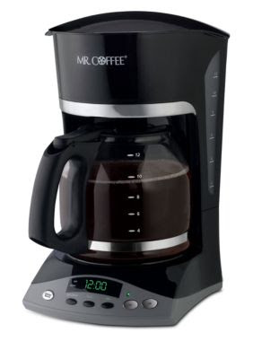Mr. Coffee 12-Cup Programmable Coffee Maker SKX23