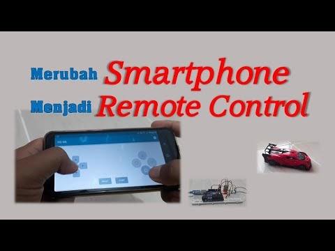 Remote Control Bluetooth HC-05 dengan Arduino dan Android