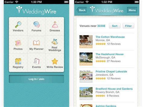The Best Wedding Planning Apps   DIY