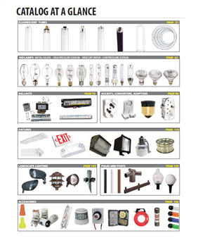 Synergy Lighting Free Catalog | 6000 Items! | Light Bulbs