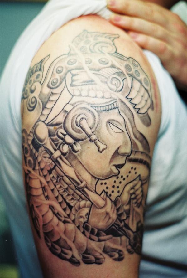 Tatuajes Aztecas Y Mayas Significado Infovisual
