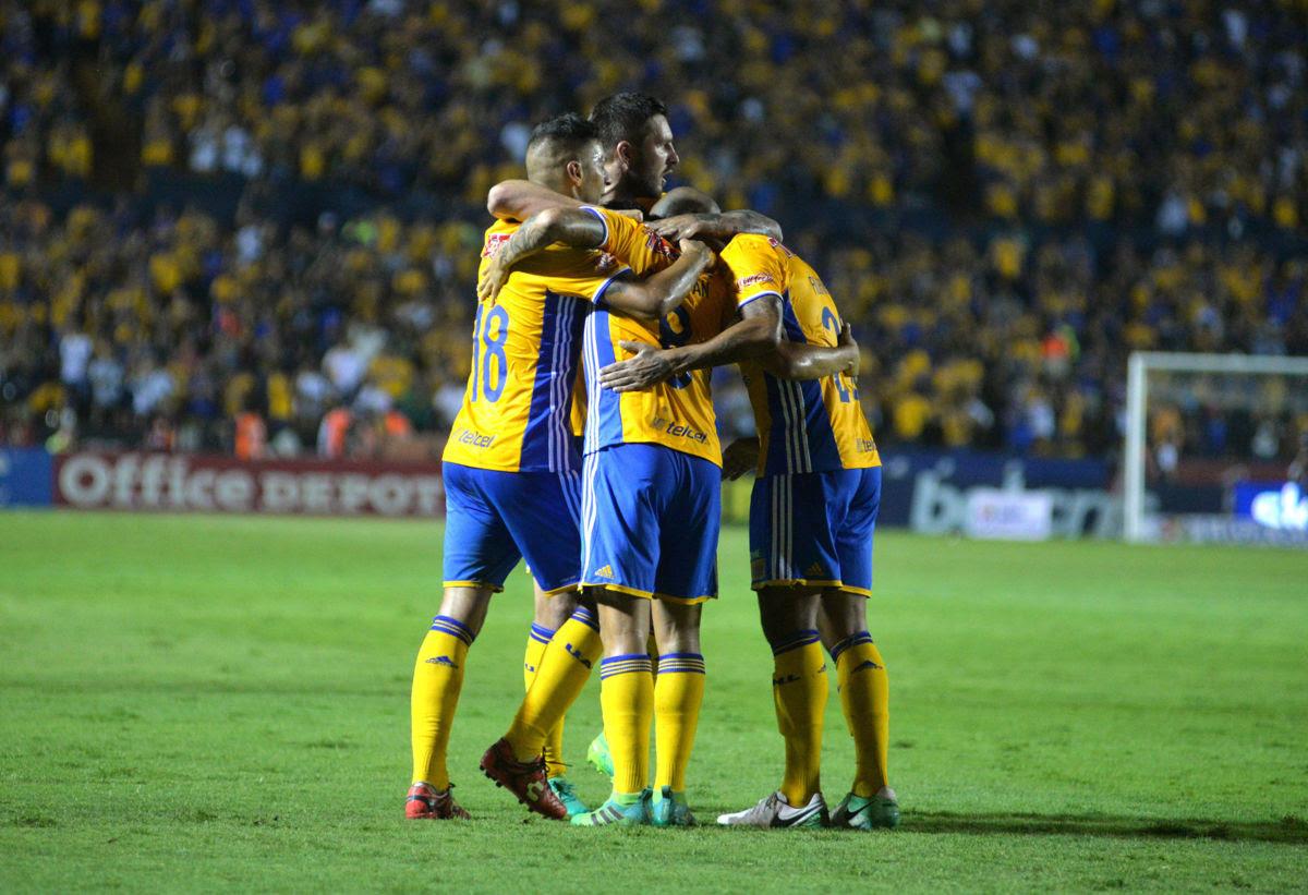 Tigres se impone 2-0 a Xolos