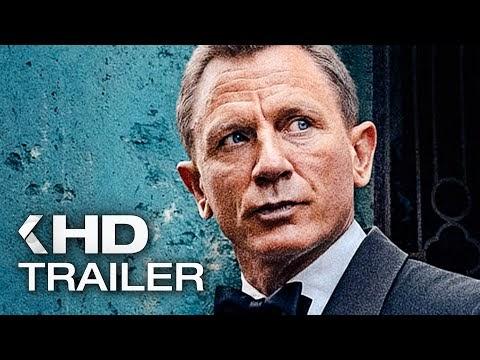 No Time To Die Trailer - James Bond 007