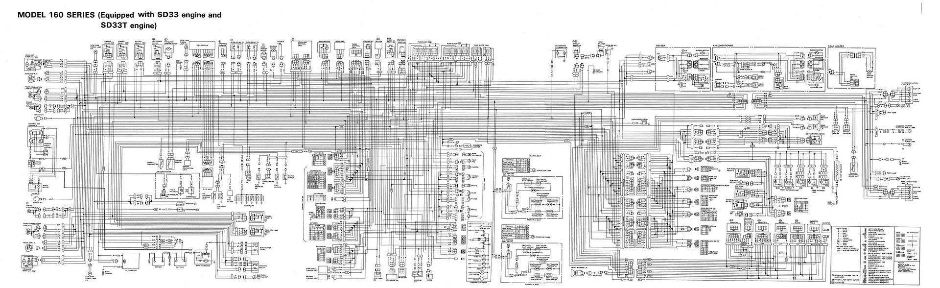 Nissan Patrol Electrical Wiring Diagram