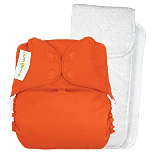 bumGenius One-Size Snap Closure Cloth Diaper 4.0