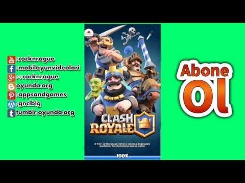 Dev Sandıklı Bölüm / Clash Royale Sandık Açılımı