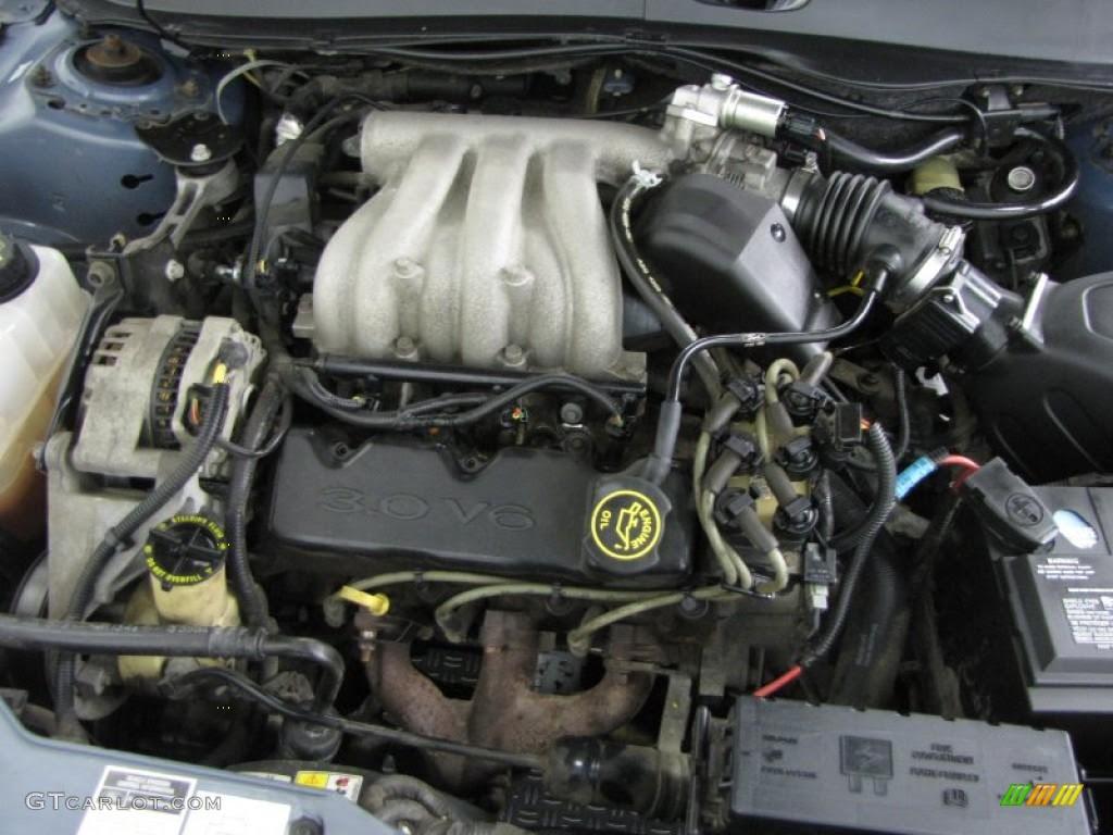 34 2000 Ford Taurus Engine Diagram - Worksheet Cloud