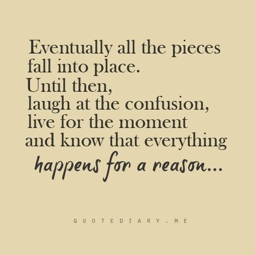 Everything Happens For A Reason Determined To Dance