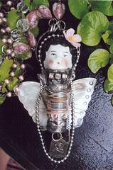 Kecia Deveney Angel Reliquery 2