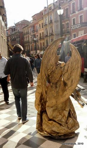 El ángel caído...
