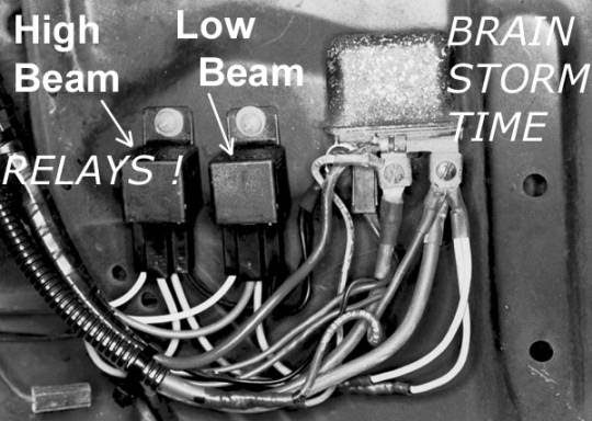 62 Headlight Switch Diagram The 1947 Present Chevrolet Gmc Truck Message Board Network
