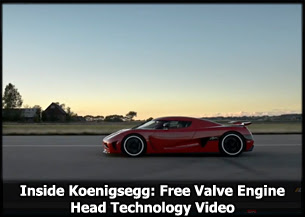 Koenigsegg Free Valve Technology