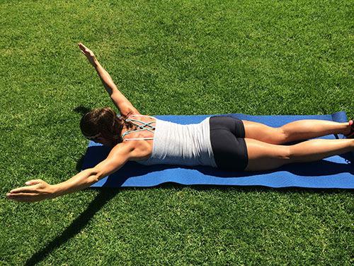 Bài tập giảm mỡ vùng bụng hiệu quả