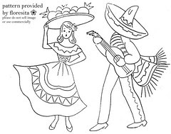 Mailorder 2-903 - Mexican duo pattern