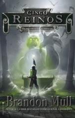 Tejedores de sombras (Cinco reinos IV) Brandon Mull