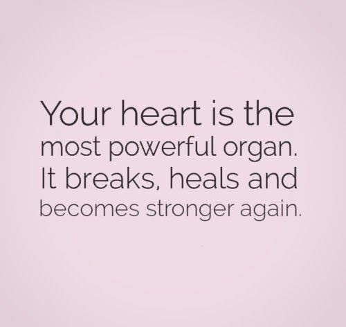 Quotes About Heart Healing 59 Quotes