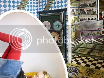 McVillage's Egg lounge