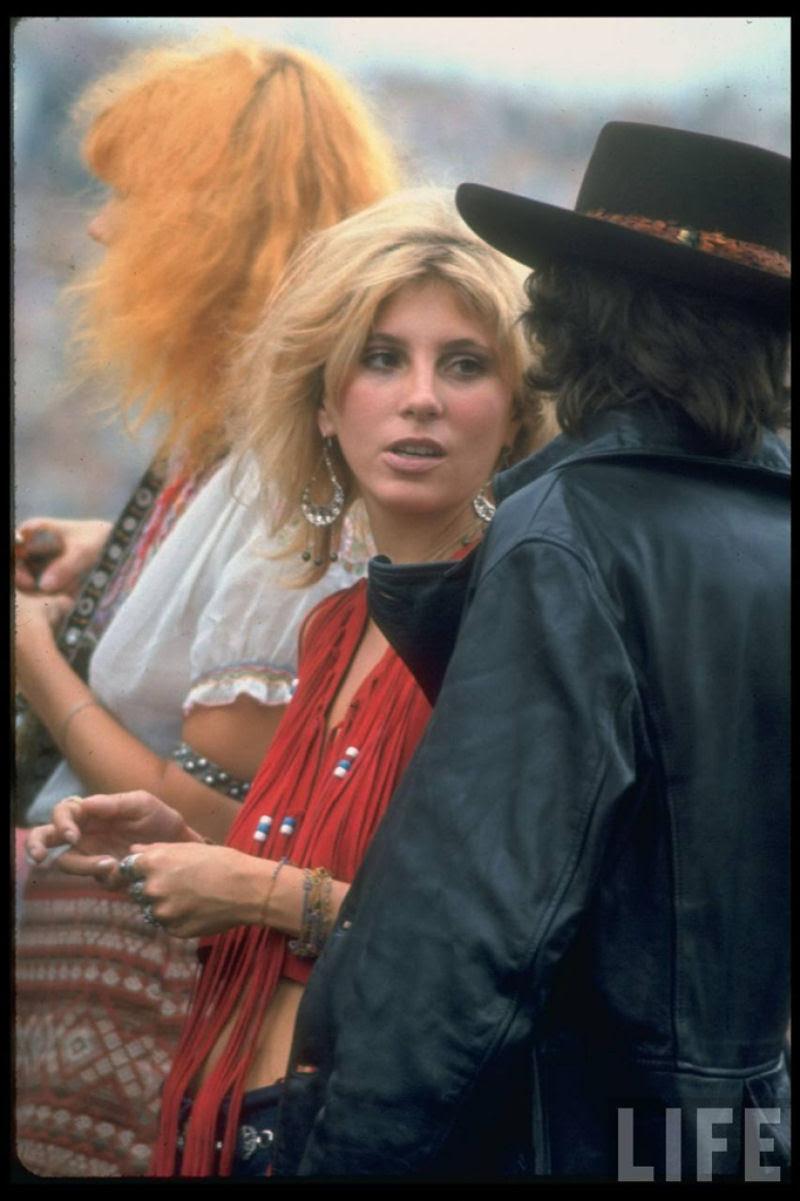 O festival de Woodstock em números e imagens 49