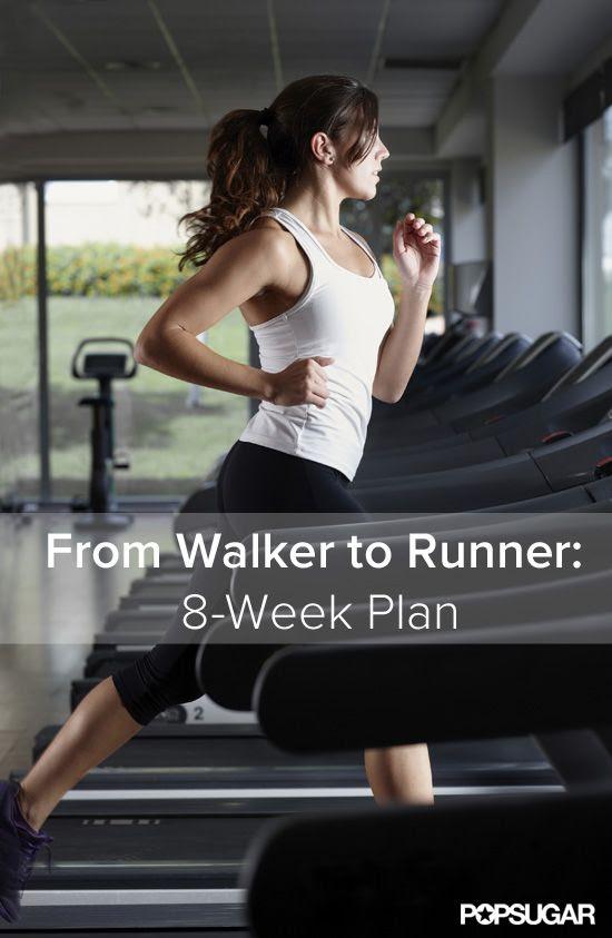 From Walker to Runner: 8-Week Plan # dyenation