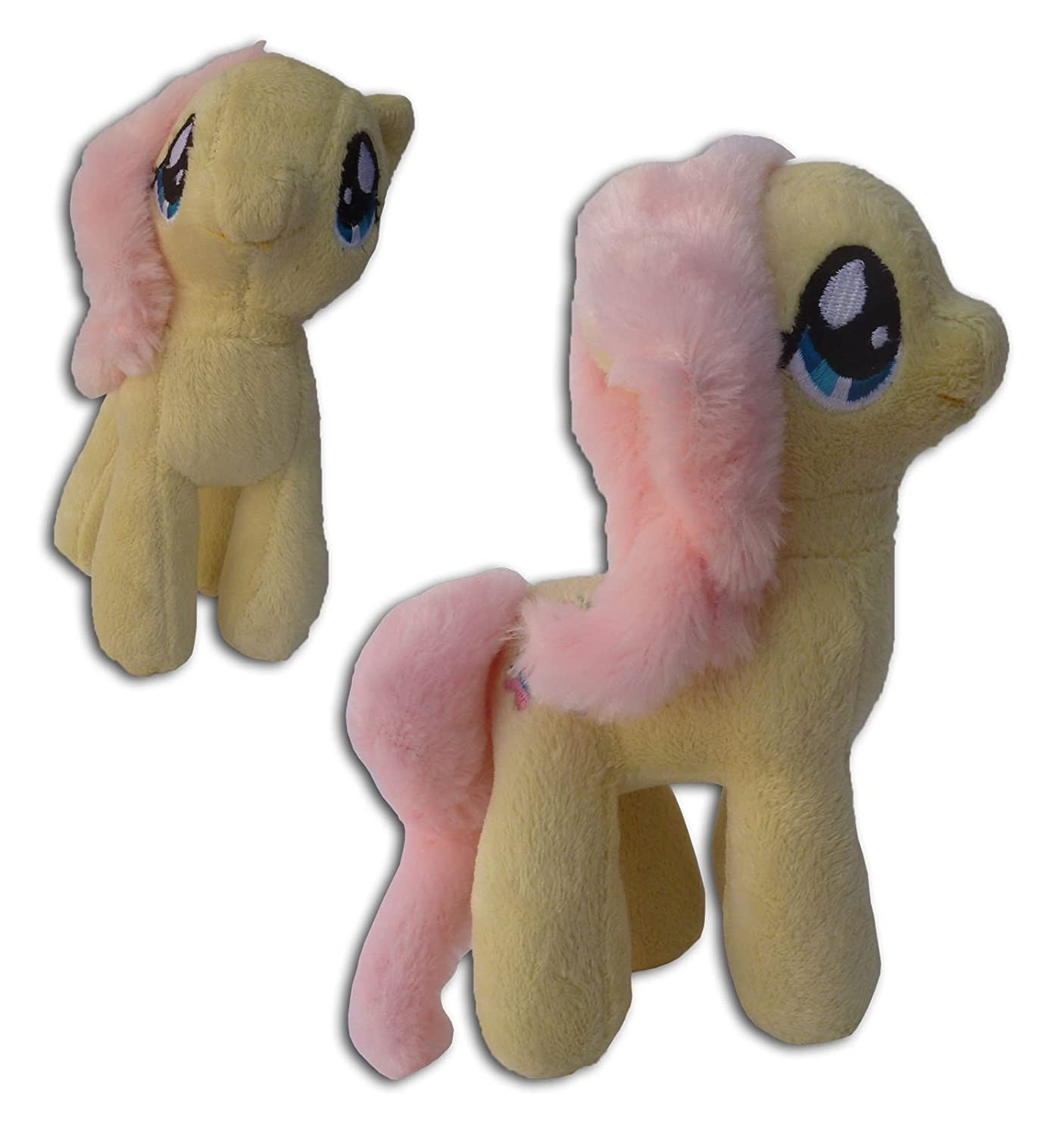 Fluttershy 7 Inch Play by Play Plush