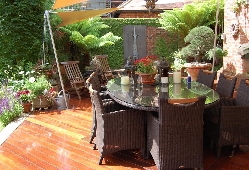 Quality Outdoor Wooden Decking & Garden Furniture | Andrew ...