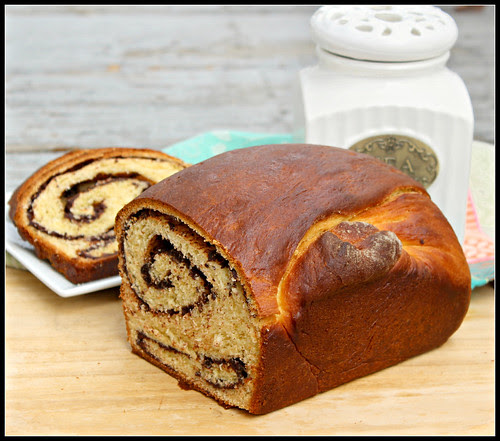Chocolate Cinnamon Babka Loaf