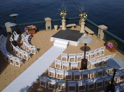 Monterey Plaza Hotel & Spa   Monterey, CA Wedding Venue