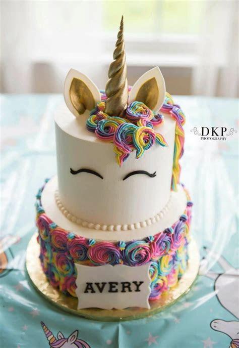 Unicorn cake!   Lia   Pinterest   Licornes, Gâteau et