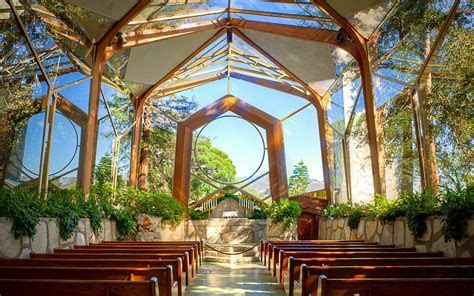 Wayfarers Chapel   Best Beach Wedding Location, Los