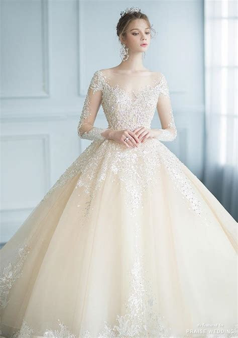 50 Popular Wedding Dresses in 2018 For Beautiful Brides