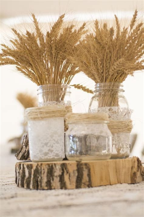Best 25  Wheat centerpieces ideas on Pinterest   Fall