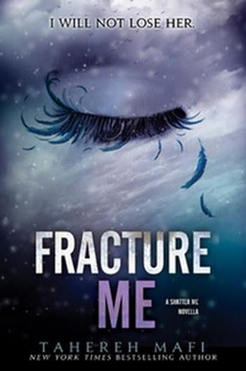 Couverture Insaisissable, book 2.5: Fracture me