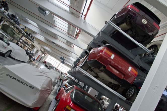 Εκπληκτική συλλογή από Porsche (15)